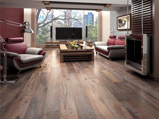Contemporary Wood Flooring : Find Herringbone, Parquet, Oak and ...