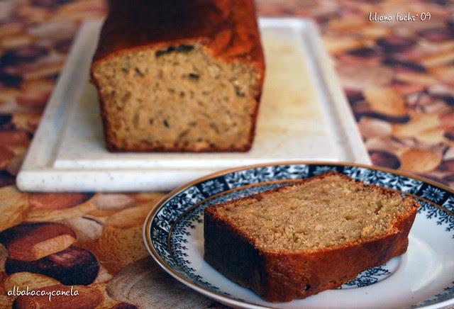 orange pear quick bread
