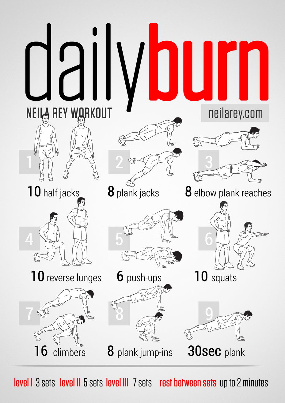 24 Full Body Weight Loss Workouts That Will Strip Belly ...