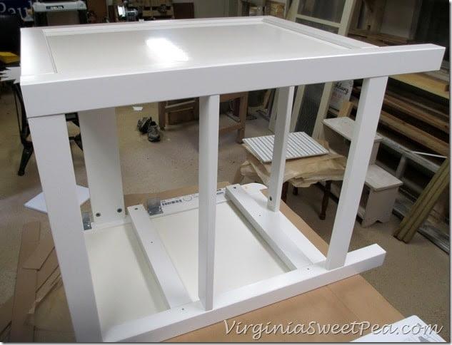 Bathroom Renovation Update :: How to Install an Ikea Hemnes Sink ...