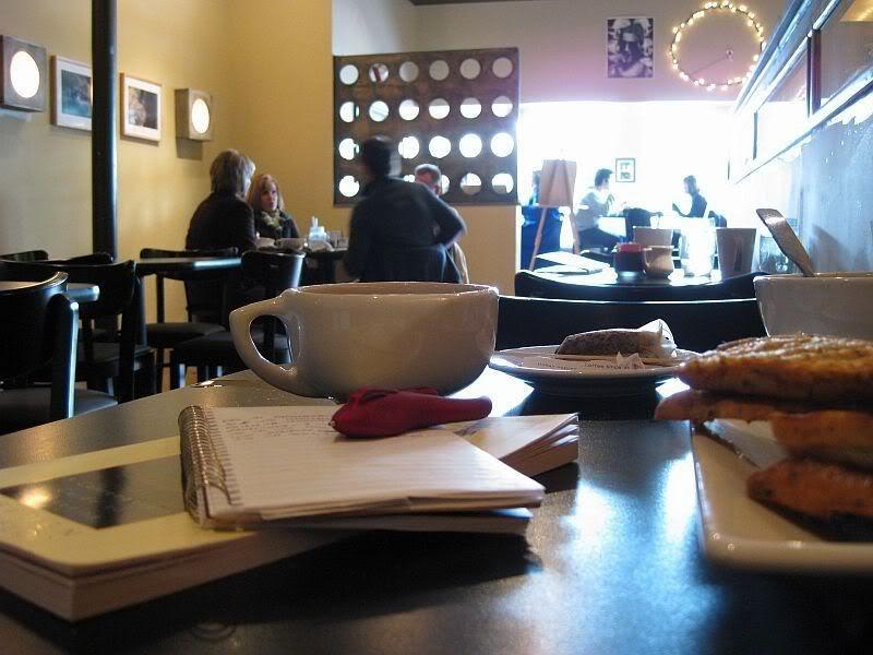 Cafe Nola Frederick Parking