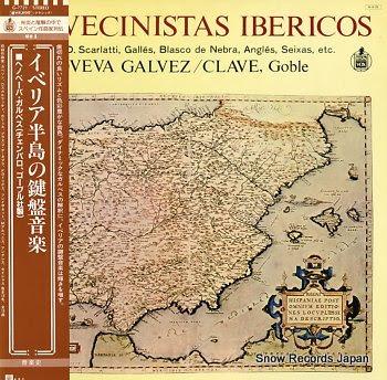 GALVEZ, GENOVENA clavecinistas ibericos