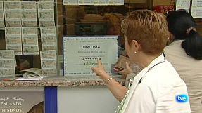Spagna, una città intera attende il distratto vincitore di una lotteria milionaria