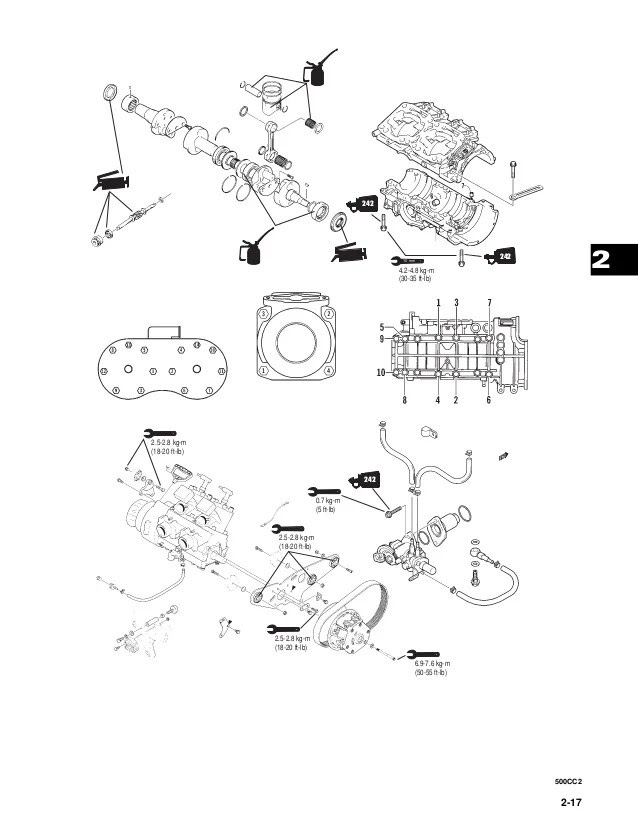 Arctic Cat Snowmobile 4 Stroke Wiring Diagram - Wiring Diagram Schema