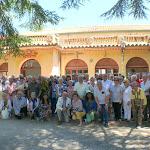 Journée cohésion au château de Valmy pour les membres de l'ordre national du mérite du département