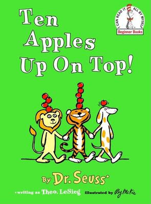 Cover Art for Ten apples up on top!