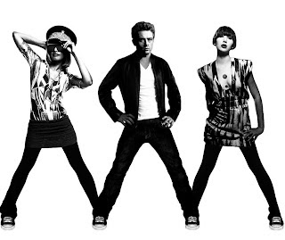 Converse Connectivity - M.I.A., James Dean and Karen O