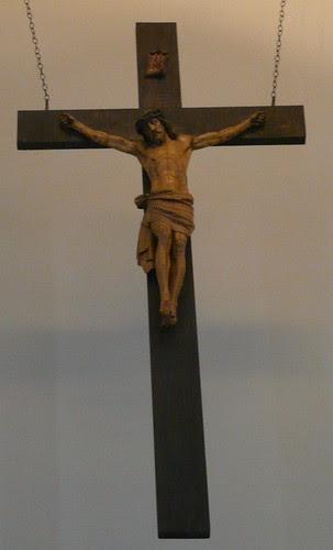 Crucifix in Chapel