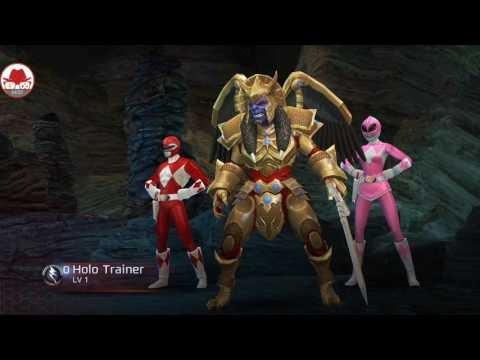 Power Rangers Mobile Gameplay