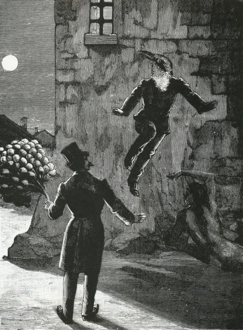 momentry:  koalacanth:  Max Ernst from Une  semaine de bonté