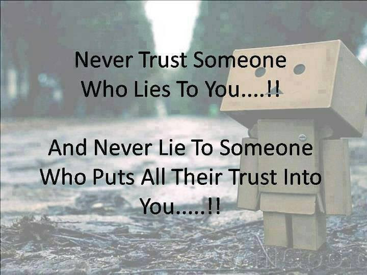 29 Broken Trust Quotes And Sayings Parryzcom