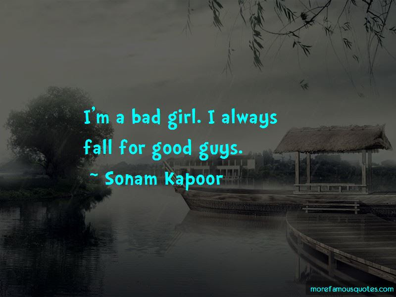 Im A Bad Girl Quotes Top 39 Quotes About Im A Bad Girl From