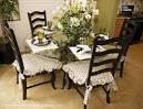 Dining room chair cushions for comfort and elegance