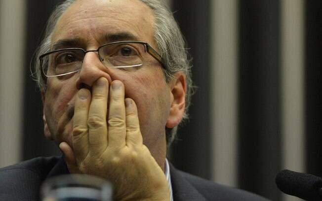 Em outubro, já rompido com o governo, Cunha tenta manter o controle na Câmara. Foto: Valter Campanato/Agência Brasil - 21.10.15