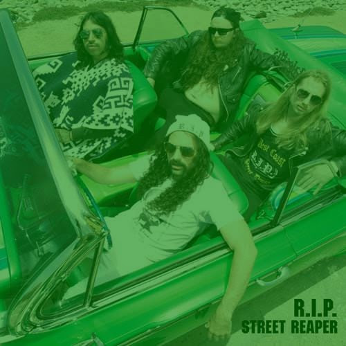 R.I.P. - Street Reaper Album Cover