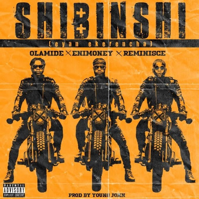 "NO GAWKING!!! Olamide Set To Release A New Jam Titled ""Shibinshi"" Alongside Reminisce And DJ Enimoney Today #WatchOut"
