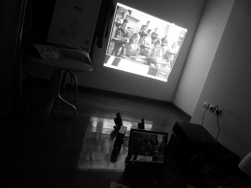 room projections
