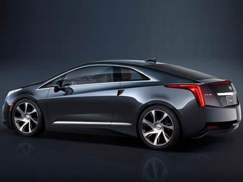 2014 Cadillac ELR Coupe 2D Pictures and Videos | Kelley ...