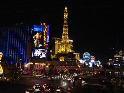 Paras hotelli koukku Las Vegas