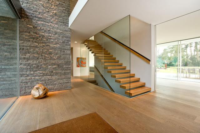 Eingangsbereich Modern Eingang K\u00f6ln von pH129