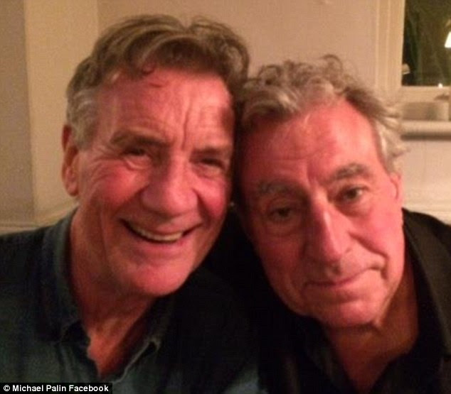 Image result for michael palin and terry jones