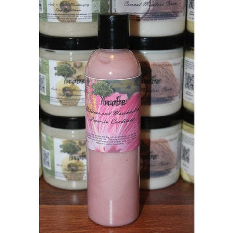 Ynobe Shop - Hibiscus & Marshmallow Leave In Conditioner - Size 8oz