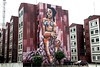 Magrela/Graffiti Favela Woman