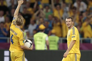 Тимощук: Мы все надеемся, что Шевченко сможет сыграть с Англией