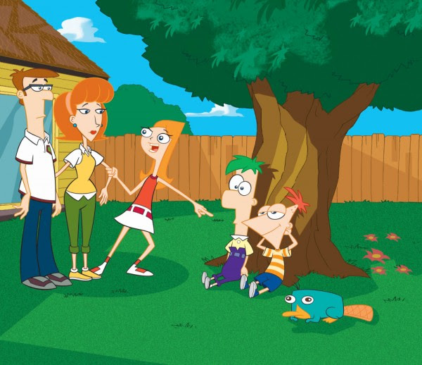 Phineas and Ferb-immagine