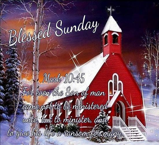 Blessed Winter Sunday With Bible Quote Pictures Photos And Images
