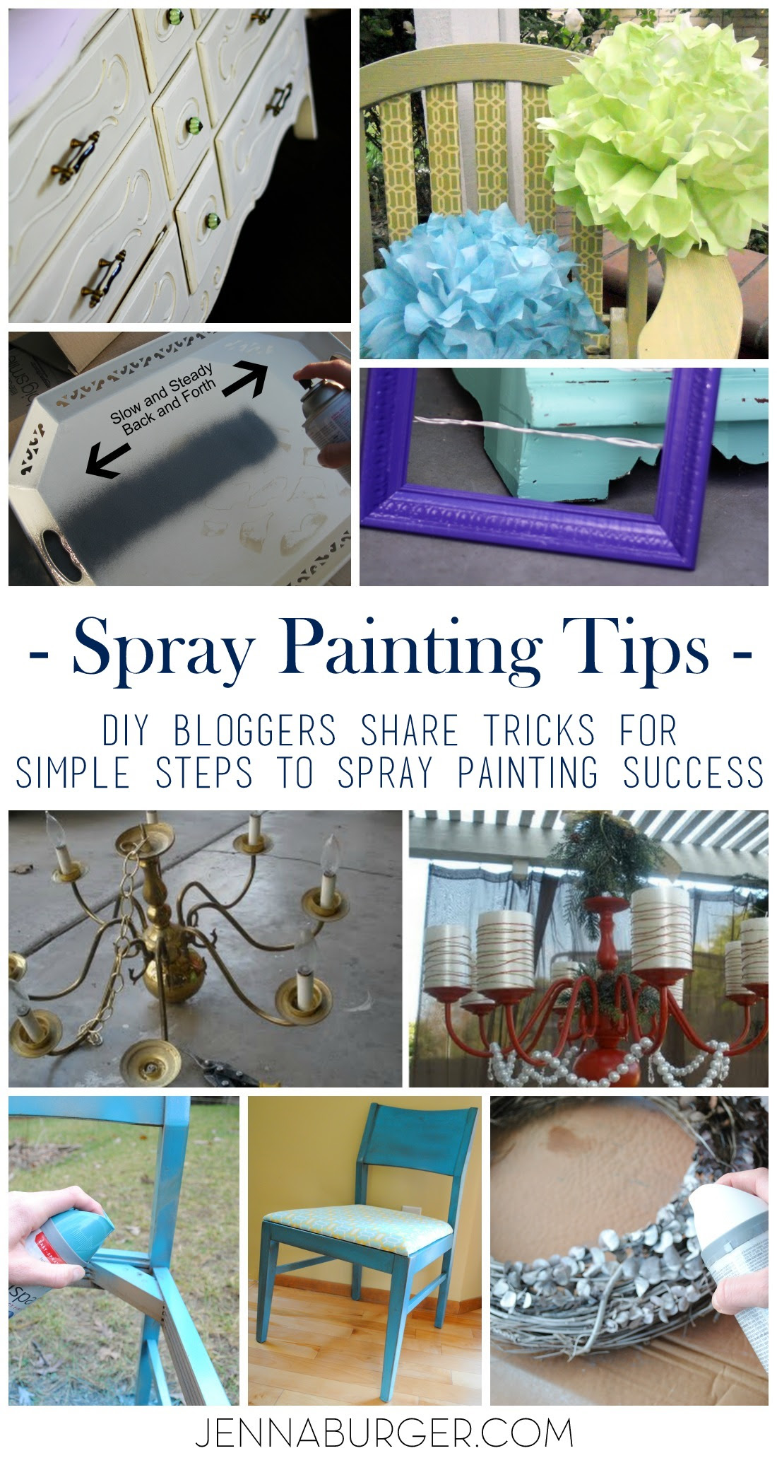 Simple Steps to Spray Painting Success The Pros Give their Advice