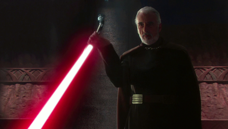 RIP Christopher Lee | Anakin And His Angel