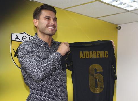 Αϊντάρεβιτς: `Στο Champions League με την ΑΕΚ`
