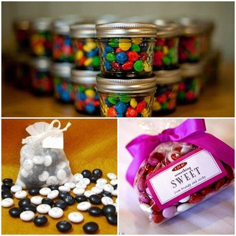 Cheap Wedding Ideas For Fall   Budget wedding favors ideas
