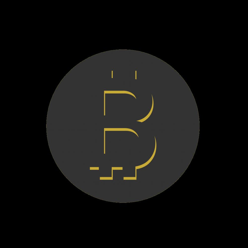 Bitcoin Logo Vector at GetDrawings | Free download