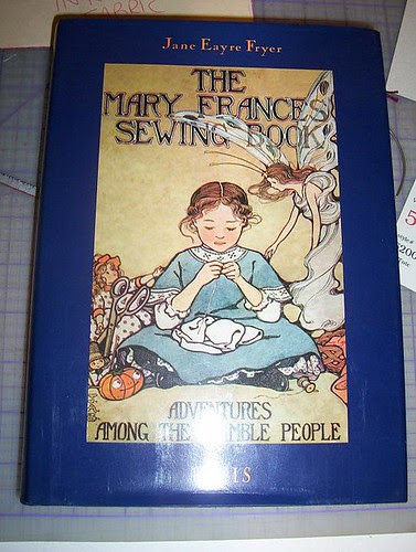 mary frances sewing book
