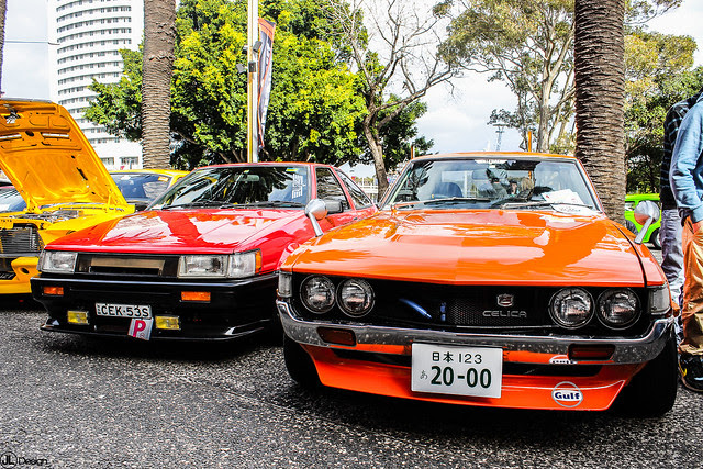 AE86 or Celica?
