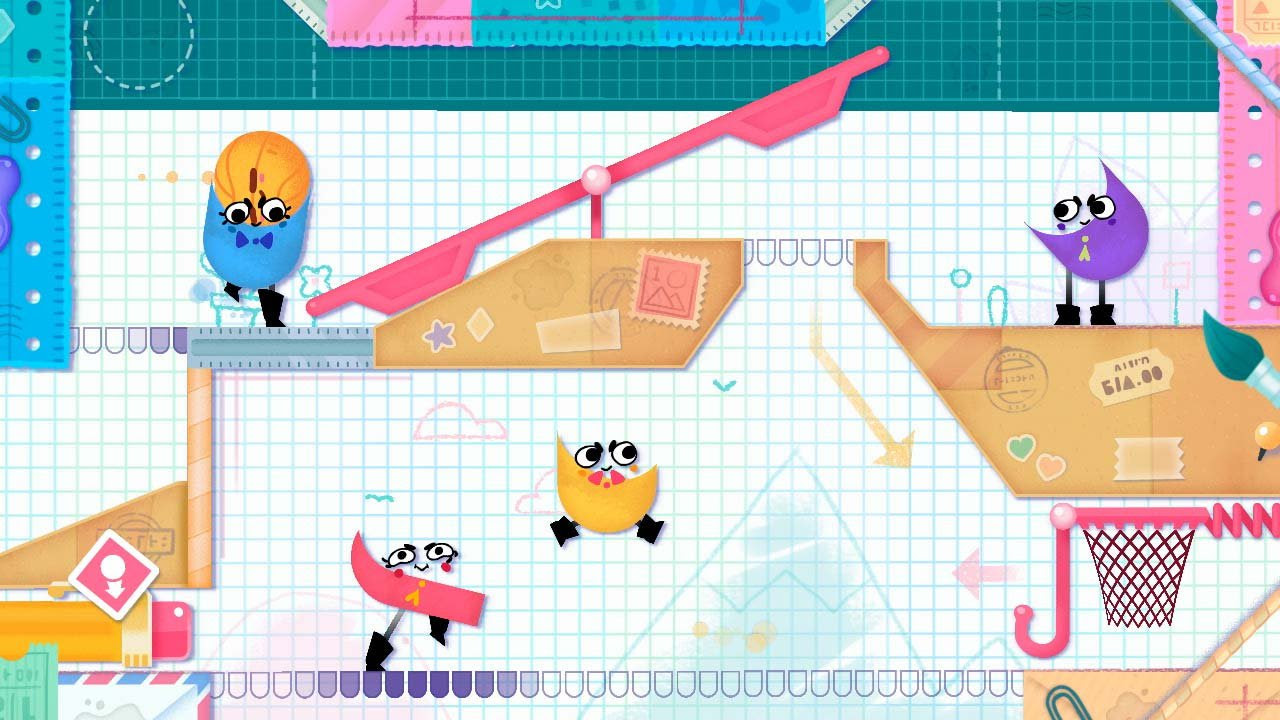 Snipperclips is outselling Zelda on the Japanese eShop screenshot