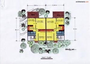 toko bahan bangunan: kumpulan gambar (sketsa) desain rumah