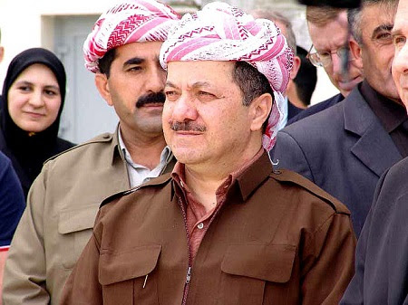 Massoud Barzani, President of the Iraqi Kurdistan Region