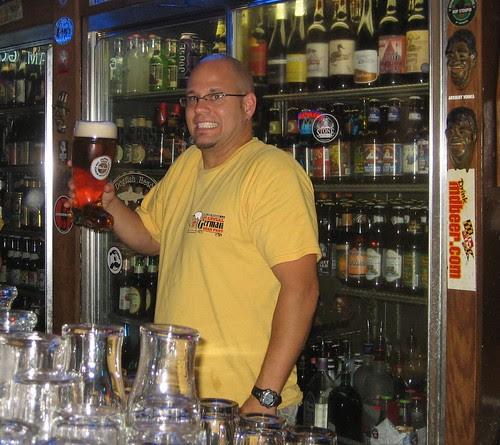 Max's Bartender Jamie