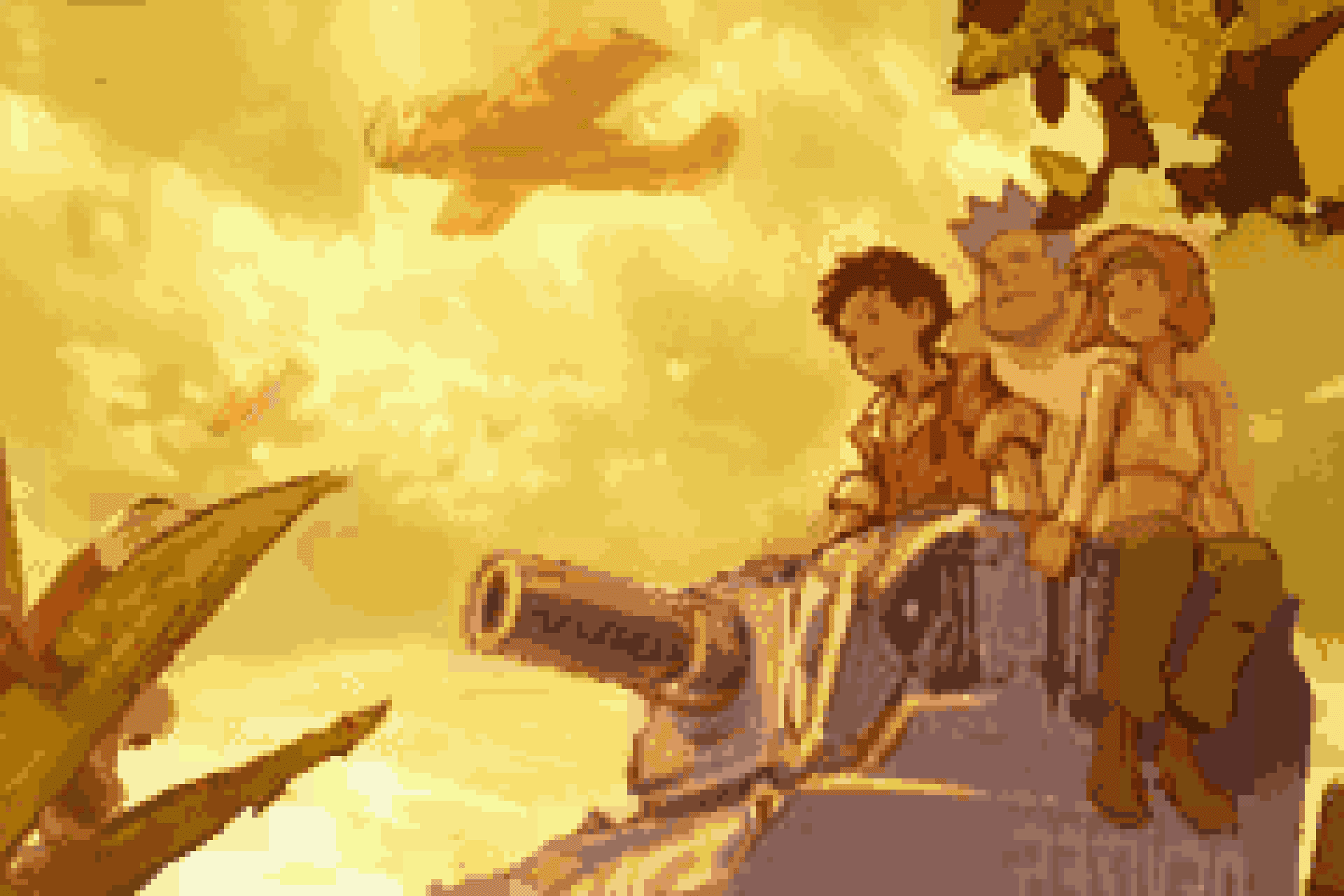 Does Anyone Have The Background Victory Images From Advance Wars 2