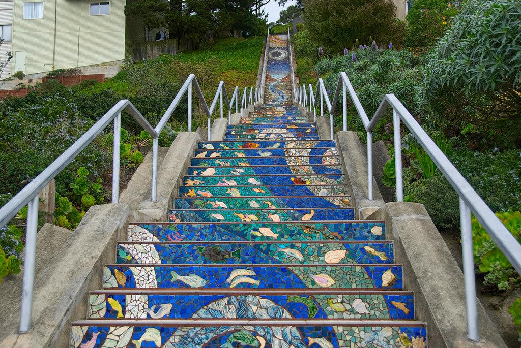 Moraga Steps