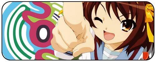 Games: Haruhi Suzumiya nos Celulares