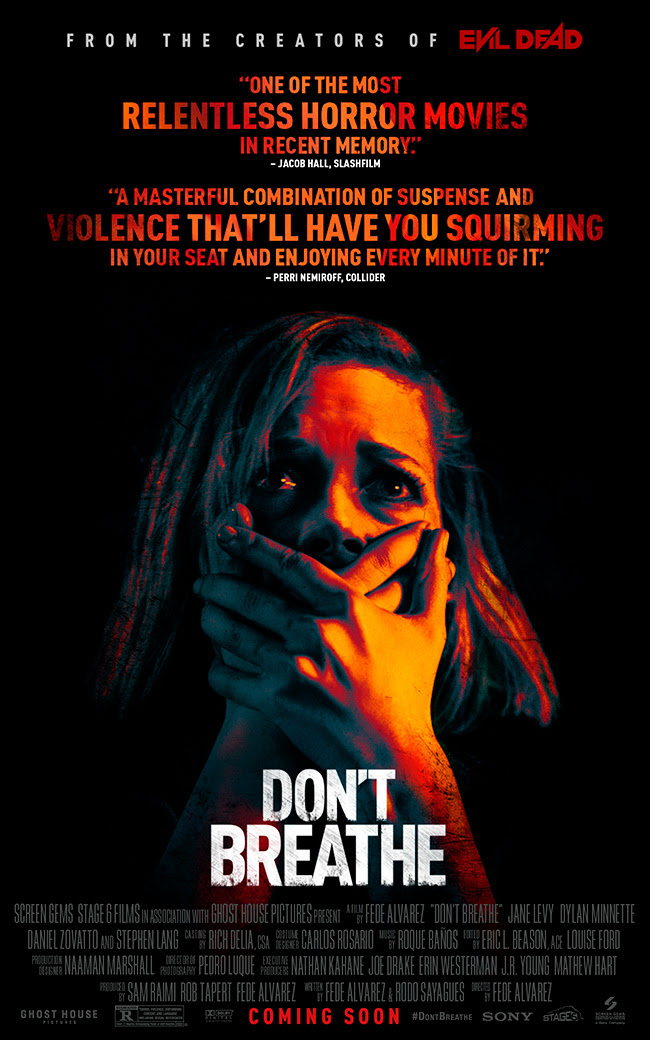 Free Advance-Screening Movie Tickets to 'Don't Breathe ...
