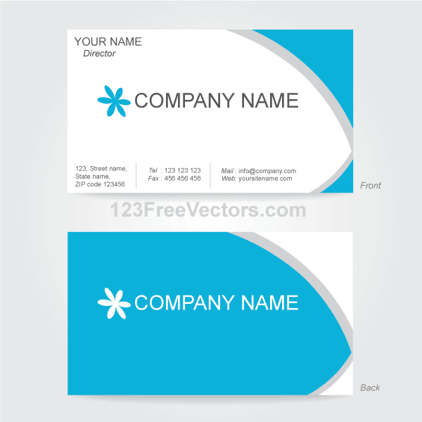 1000+ images about Business Card Templates on Pinterest | Free ...