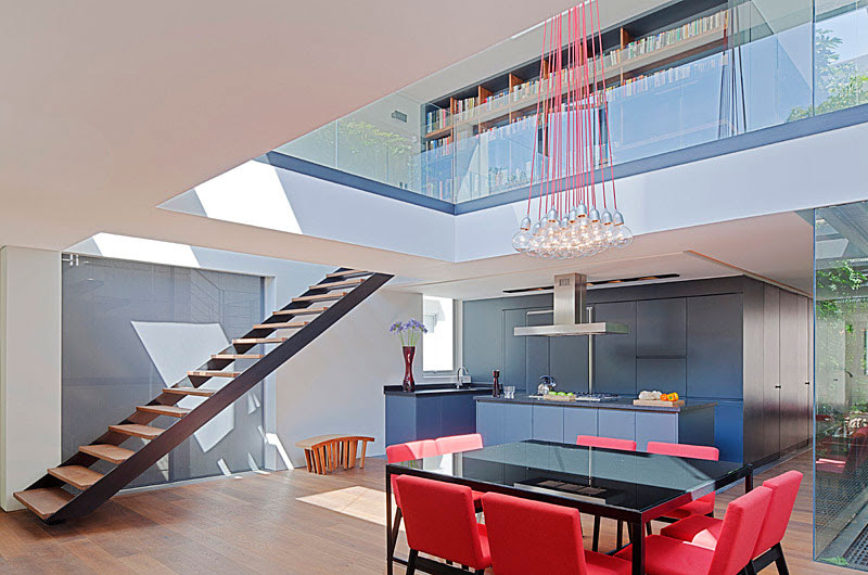 La Fontaine Apartment by Esrawe Studio   HomeDSGN, a daily source ...