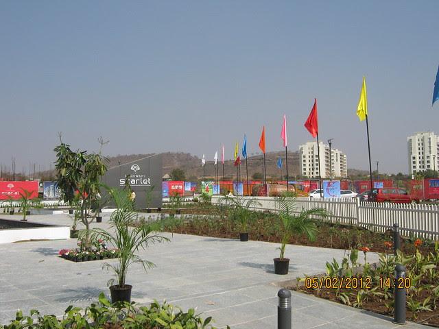 Visit Sukhwani Scarlet - 1 BHK, 1.5 BHK, 2 BHK & 3 BHK Flats - near Aurvedic College, on Kesnand Road, Wagholi, Pune 412 207 - 20