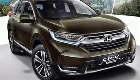2021 Honda Crv Colors