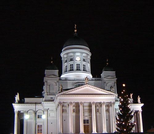 Helsingin Tuomiokirkko by Anna Amnell